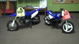 8. 2008 Yamaha TTR 50 & PW 50 at ProCaliber Motorsports Vancouver