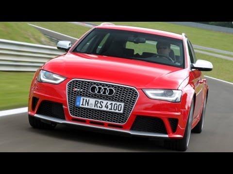 Audi RS4 Avant video review – www.autocar.co.uk