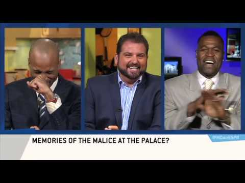 Stephen Jackson on Highly Questionable Talking About Malice in the Palace