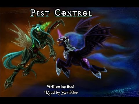 Pony Tales [MLP Fanfic Readings] 'Pest Control' by Rust (action)