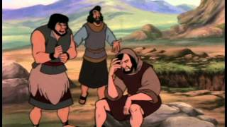 Animated Bible Story Of Joseph In Egypt On DVD