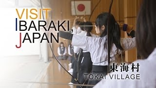 VISIT IBARAKI,JAPAN