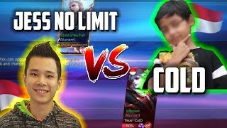 Video JESS NO LIMIT VS COLD, BOCAH 14 TAHUN - ALUCARD VS ALUCARD MP3, 3GP, MP4, WEBM, AVI, FLV Januari 2019