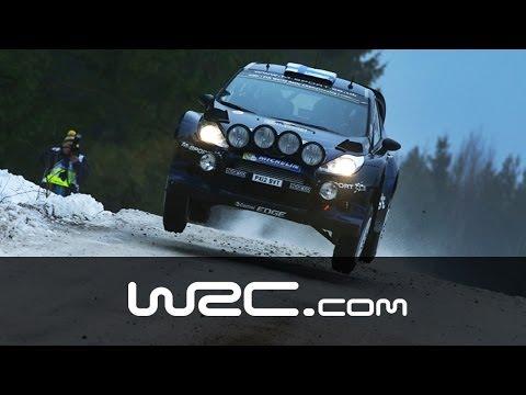 WRC Sweden - Stages 3-7