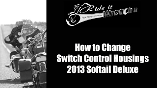 Nonton How To Change Switch Control Housings 2013 Harley Softail Deluxe Film Subtitle Indonesia Streaming Movie Download