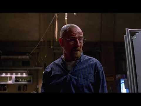 "Breaking Bad Season 3 Episode 10 - Fly - Perfect Moment to Die - ""I've lived too long"""