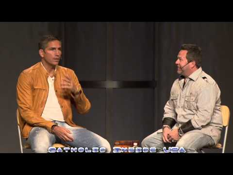The Passion of The Christ – Jim Caviezel (complete interview).