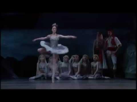 アメリカン・バレエ・シアター 海賊 パ・ド・トロワ