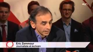 ZEMMOUR invité de l'émission Infrarouge RTS