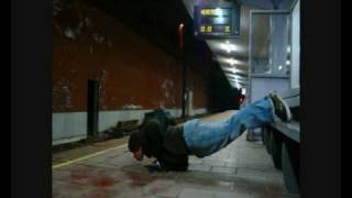 Brown Practice - Rail Station Push Ups (Self Competition) - III
