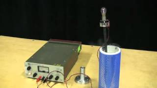 MIT Physics Demo Temperature Effect On Resistance