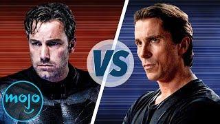 Video Ben Affleck VS Christian Bale As Batman MP3, 3GP, MP4, WEBM, AVI, FLV Februari 2019