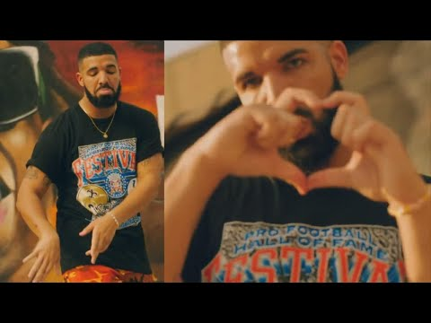 Drake Drops 'In My Feelings' Music Video Featuring 'Shiggy Challenge' Dance