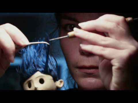 Coraline Coraline (Featurette 11: 'Doll Hair')