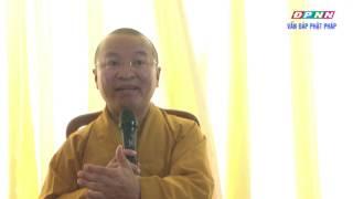 Vấn đáp: Giữ vững tâm bồ đề, vai trò của Phật tử - TT. Thích Nhật Từ - wWw.ChuaGiacNgo.com