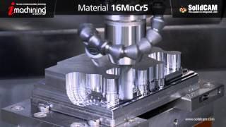 iMachining 3D Mold
