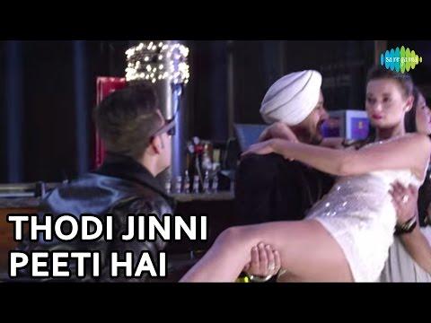 Video Thodi Jinni Peeti Hai | Dilbagh Singh | Millind Gaba | Official Song download in MP3, 3GP, MP4, WEBM, AVI, FLV January 2017