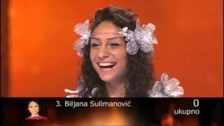 BILJANA SULIMANOVIC - BELA VILO UZIVO