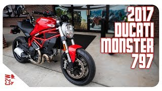 4. 2017 Ducati Monster 797 | First Ride