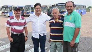 Dr. Ronaldo Onishi conquista linha de ônibus para o Trianon, Record, Salete e região até o metrô Cam