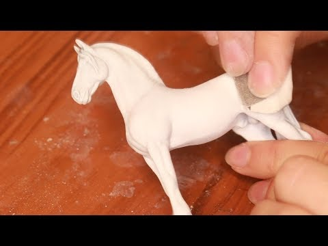 Video HOW TO PREP AND PRIME a BREYER MODEL HORSE for Customizing download in MP3, 3GP, MP4, WEBM, AVI, FLV January 2017