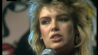 HQ-Video. Kim Wilde - Cambodia (1981). Audio-CD-Sound versehen mit Video-Material aus TV-Show. Sound replaced by ...