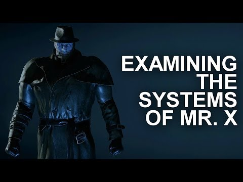 An Examination of Resident Evil 2's Mr. X