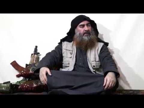 IS: Anführer Abu Bakr Al-Bagdadi zeigt sich erstmals  ...