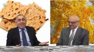Dr Agah talking on Diabetes in Payamjavan TV مصاحبه با دکتر آگاه در تلویزیون پیام جوان