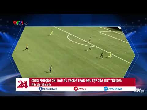 Công Phượng đi bóng như Messi lần đầu góp công vào bàn thắng cho CLB Sint-Truiden @ vcloz.com