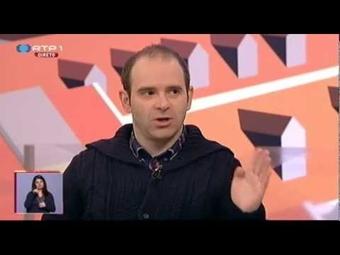 Jorge Mourato -- Praça da Alegria (видео)