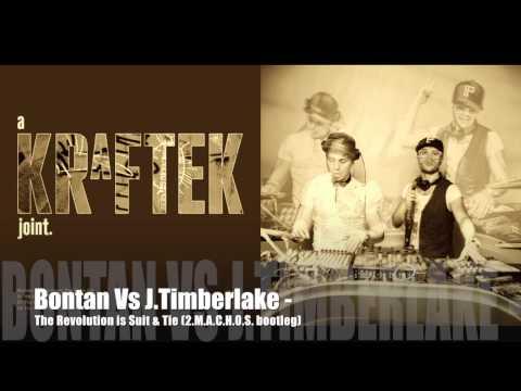 Bontan Vs J.Timberlake - The Revolution is Suit & Tie (2.M.A.C.H.O.S. bootleg)