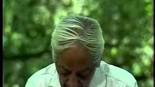 Jiddu Krishnamurti – The Thinker