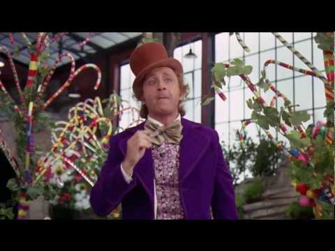 WILLY WONKA AND THE CHOCOLATE FACTORY: Pure Imagination Gene Wilder (1971) (видео)
