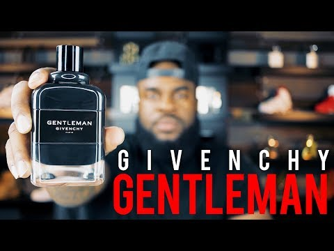 Beard oil - Givenchy Gentleman Eau De Parfum (2018)
