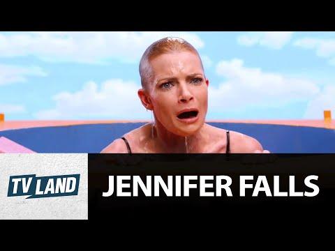 Jennifer Falls Season 1 Promo 'Dunk Tank'