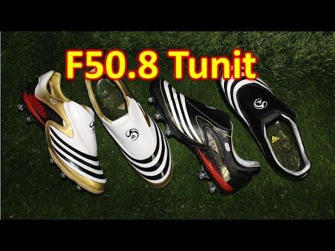 Adidas F50 8 Tunit - Retro Review + On Feet