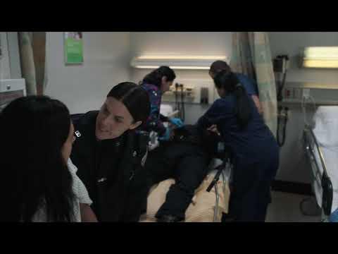 "New Amsterdam 2x11 Sneak Peek Clip 1 ""Code Silver"""