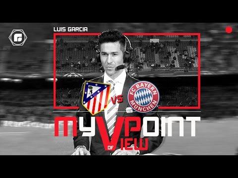 MvP Luis Garcia – Atlético vs Bayern