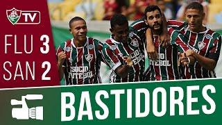 Os dois primeiros três do Brasileiro para o Fluminense: os primeiros três pontos e os primeiros três gols. O Fluminense venceu o Santos por 3 a 2 na estréia do ...