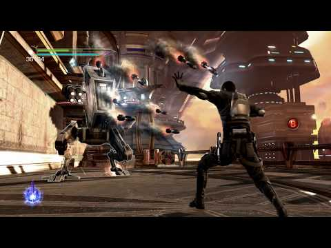 Star Wars Force Unleashed 2 (part 3) HD
