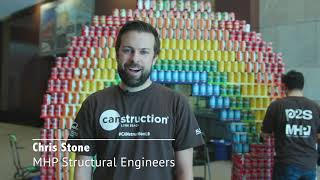 CANstruction Long Beach 2018