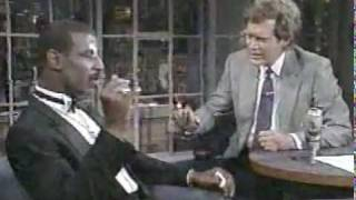 Late Night W David Letterman 1987
