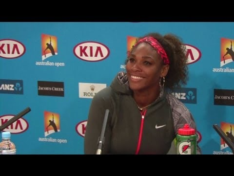 Serena Williams will play through pain