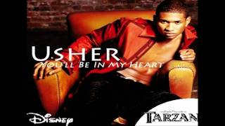 Usher - You'll Be in My Heart (Official Audio)  (Disney's Tarzan)