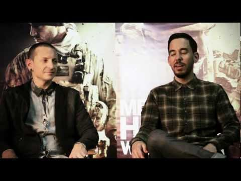 Medal of Honor: Warfighter - Making-of du clip de Linkin Park #2