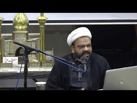 1441 AH – Ramadhan – 20 – Shab – Majlis