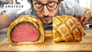 Can I Improve Gordon Ramsay's Beef Wellington? by Alex French Guy Cooking
