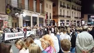 Mazamet France  City pictures : Quand l'Italie rend hommage à la France... à Mazamet