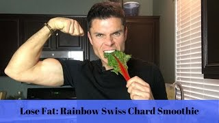 Rainbow swiss chard is one of the most nutrient dense foods on the planet. Smoothies are an easy way to incorporate into your...